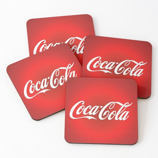 Coca Cola Coasters (Set of 4)