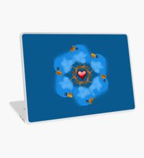 LOVE BIRDS Laptop Skin