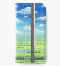 Tower of Wisdom iPhone Wallet/Case/Skin