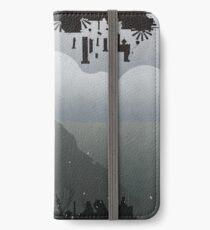Bioshock- 2 worlds iPhone Wallet/Case/Skin