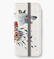 mononoke princess iPhone Wallet/Case/Skin