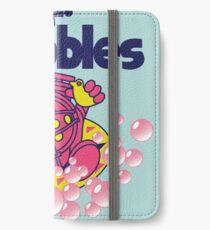 Mr. Bubbles iPhone Wallet/Case/Skin
