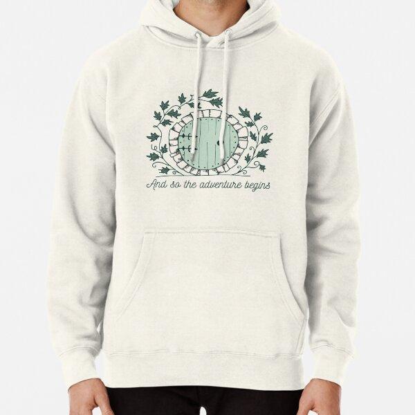 Baggins Door with Twigs Shirts | New design 2021 Pullover Hoodie