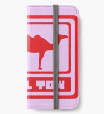 Camel Tow iPhone Wallet/Case/Skin