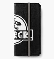 Clever Girl iPhone Wallet/Case/Skin