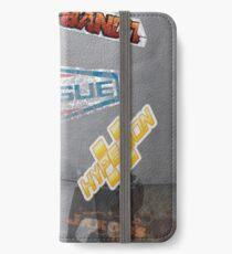 BorderBrands 2 iPhone Wallet