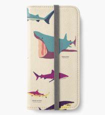 Sharks iPhone Wallet/Case/Skin