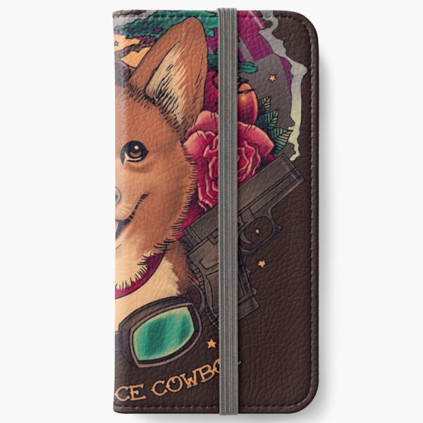 See You Space Cowboy iPhone Wallet