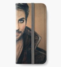 Captain Hook iPhone Wallet/Case/Skin