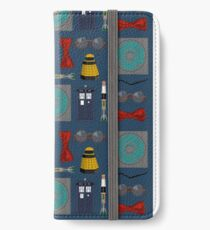 11th Pattern iPhone Wallet/Case/Skin