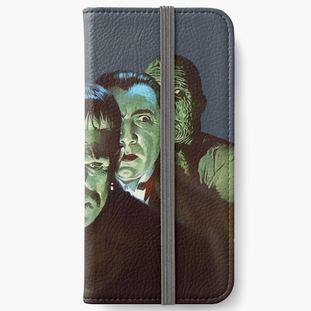 Gang of Monsters  iPhone Wallet