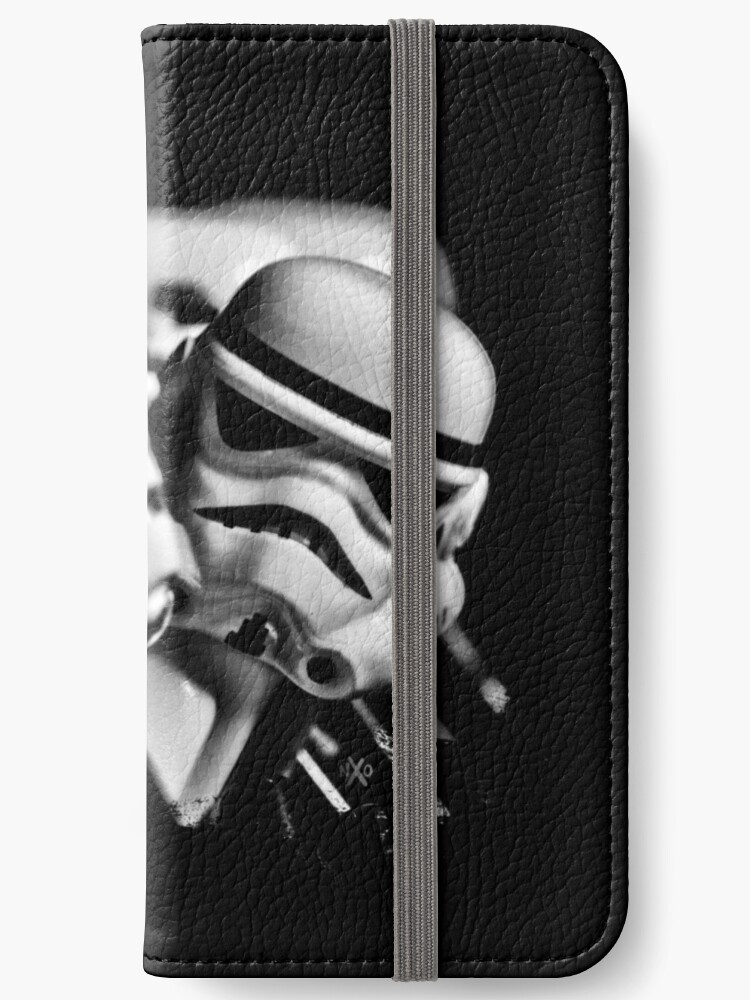 Stormtrooper distracted by Nxolab