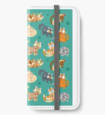 Whole Lotta Cat (Natural version) iPhone Wallet/Case/Skin