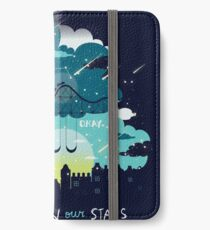 Stars and Constellations iPhone Wallet/Case/Skin