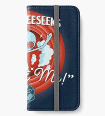 Merrie Mr. Meeseeks - shirt iPhone Wallet