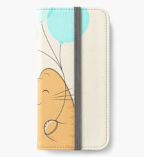 gil, the cat iPhone Wallet/Case/Skin