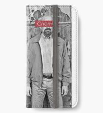 The Chemist and the Entrepreneur - Breaking Bad iPhone Wallet/Case/Skin