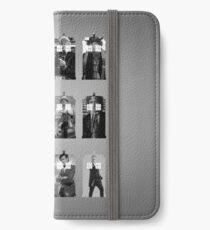 The Twelve Doctors iPhone Wallet/Case/Skin
