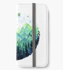 Roundscape iPhone Wallet/Case/Skin
