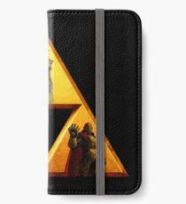 Triforce - The Legend Of Zelda iPhone Wallet/Case/Skin