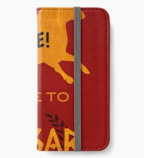 Ave! True to Caesar iPhone Wallet/Case/Skin
