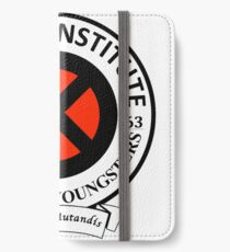 Xavier's Institute for Gifted Youngsters iPhone Wallet/Case/Skin