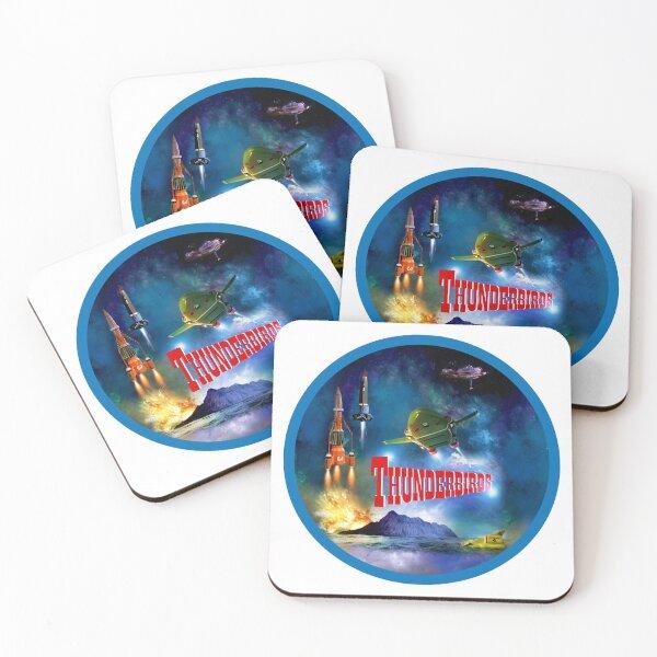 DRAWING 20210203 Coasters (Set of 4)