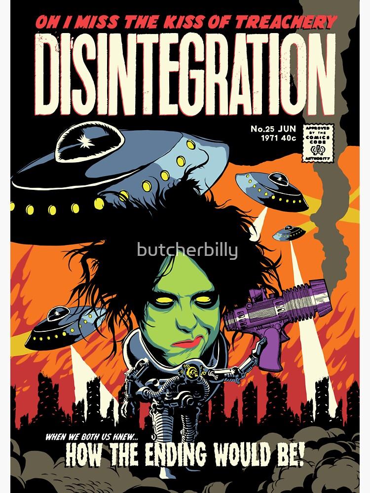TFTS   Desintegration by butcherbilly