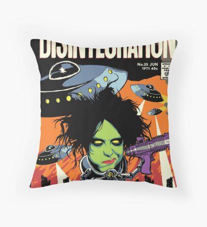 TFTS   Desintegration Throw Pillow