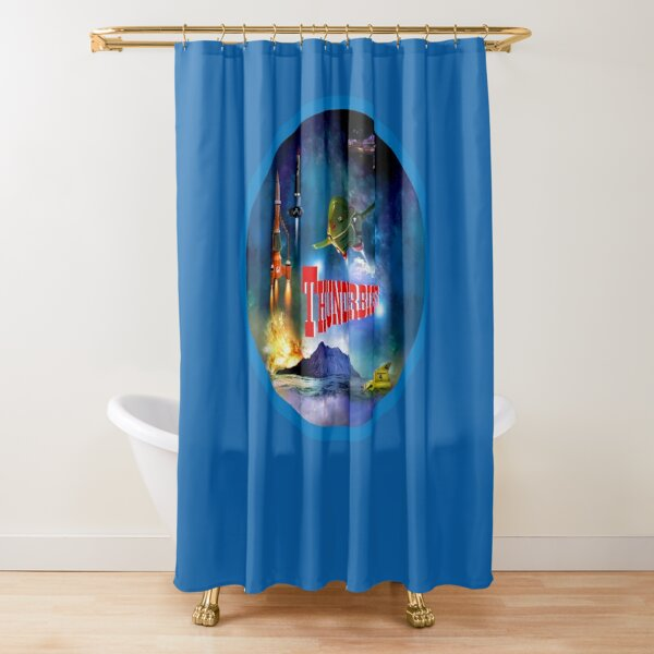 DRAWING 20210203 Shower Curtain