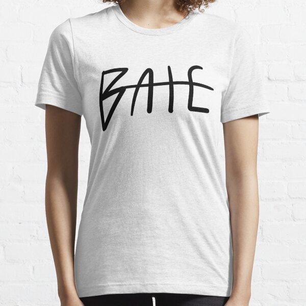 Bate Classic Logo Essential T-Shirt