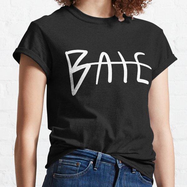 Bate Classic Logo White Classic T-Shirt
