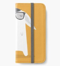 Hipster Bunny iPhone Wallet/Case/Skin
