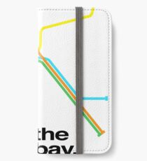 the bay. iPhone Wallet/Case/Skin