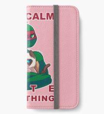 Grumpy Raph iPhone Wallet/Case/Skin