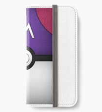 Masterball iPhone Wallet/Case/Skin