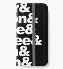 FIREFLY iPhone Wallet/Case/Skin