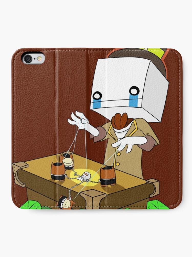 Why Hatty battleblock theater iphone case