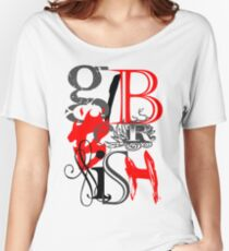 GIBBERISH  Women's Relaxed Fit T-Shirt