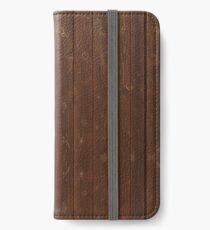 WOOD_PATTERN_7 iPhone Wallet/Case/Skin