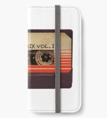 Awesome Mix Vol. 1 iPhone Wallet/Case/Skin