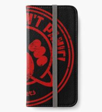 Galactic Hitchhikers Logo iPhone Wallet/Case/Skin