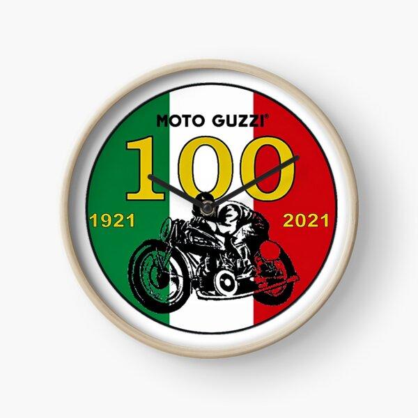 Moto Guzzi 100 años Reloj