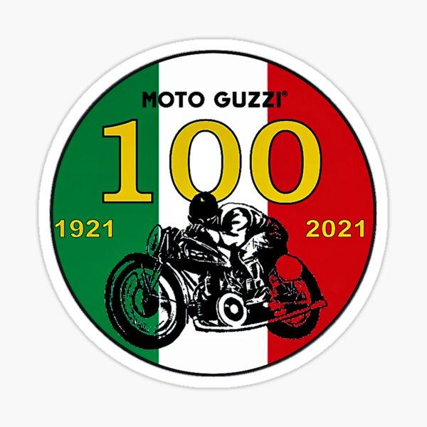 Moto Guzzi 100 ans Sticker