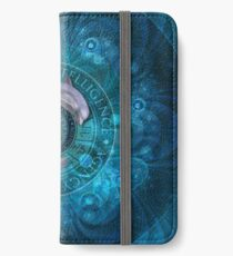 Cosmic Intelligence Agency - Dolphins iPhone Wallet/Case/Skin