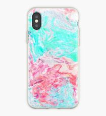 Paper Marble #redbubble #lifestyle iPhone Case