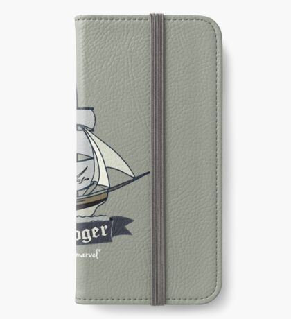 The Jolly Roger iPhone Wallet