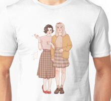 audrey and laura Unisex T-Shirt
