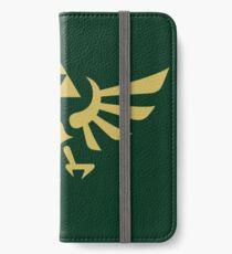 The Legend of Zelda Royal Crest (gold) iPhone Wallet/Case/Skin