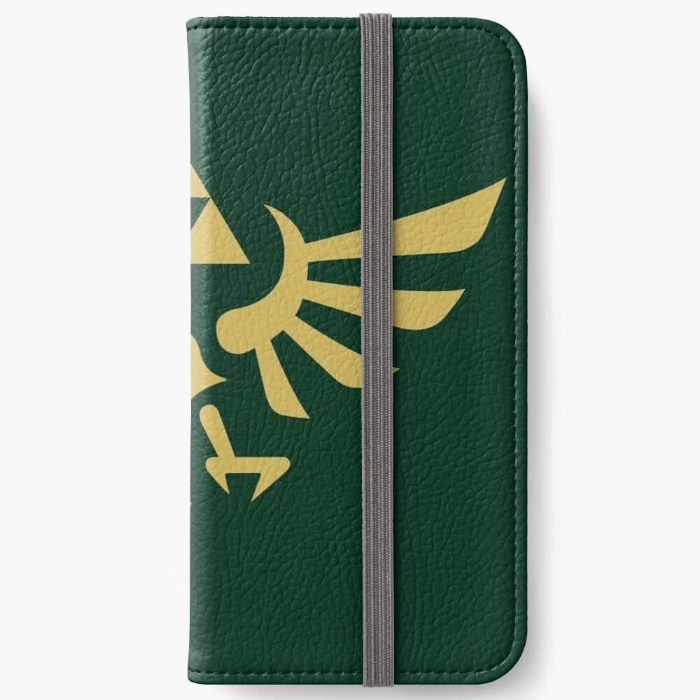 The Legend of Zelda Royal Crest (gold) iPhone Wallet